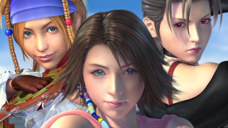 Above: Yuna, Rikku, and newcomer Paine are the stars in Final Fantasy X-2. Image Credit: Square Enix