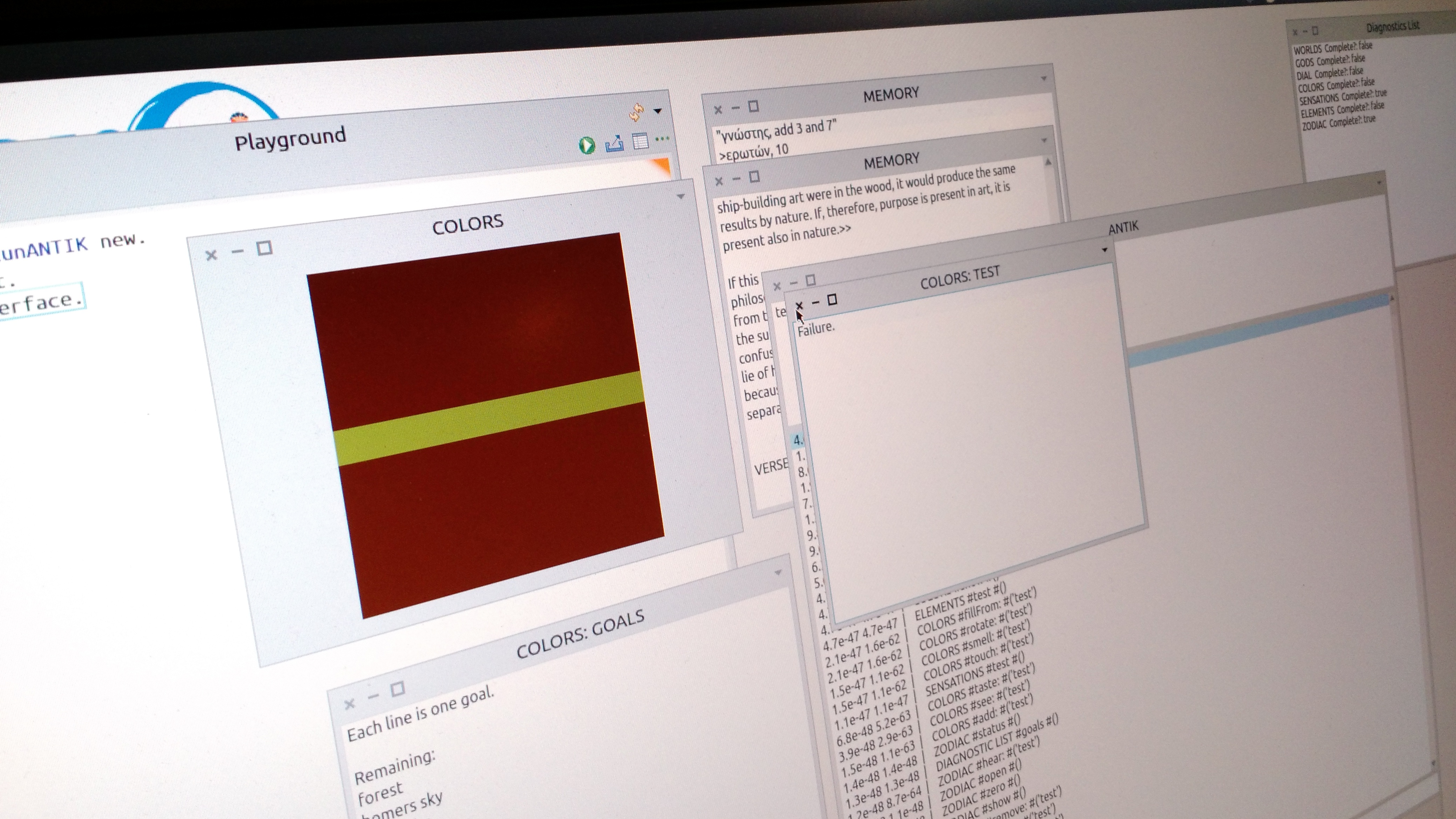 Antikythrea | MIT Game Lab